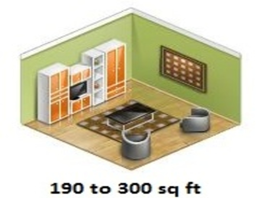 How Big Is 300 Square Feet Best Free Home Design - How Big Is A Room
