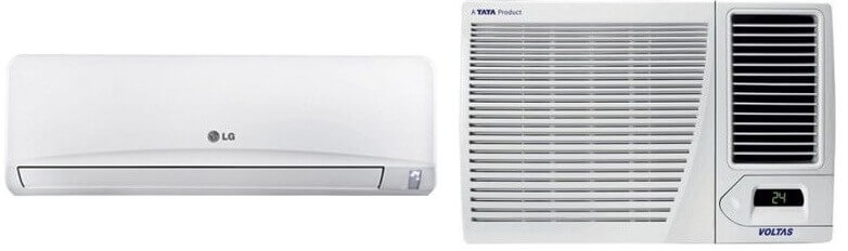 Split Air Conditioners Vs Window Air Conditioners Zelect