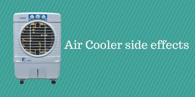 air cooler side effects
