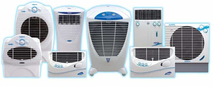 air cooler types india