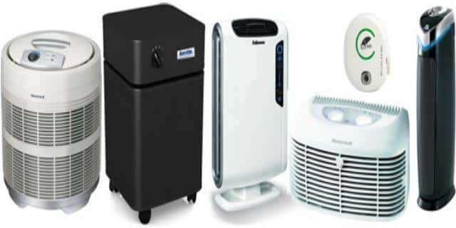 Air purifier comparison