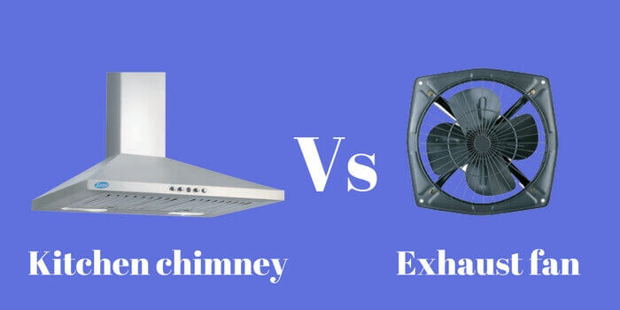 Chimney Versus Exhaust Fan Which One Is Better