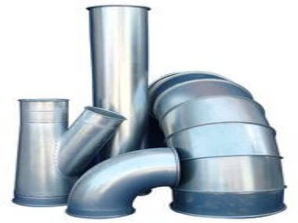 ducting for chimney hood