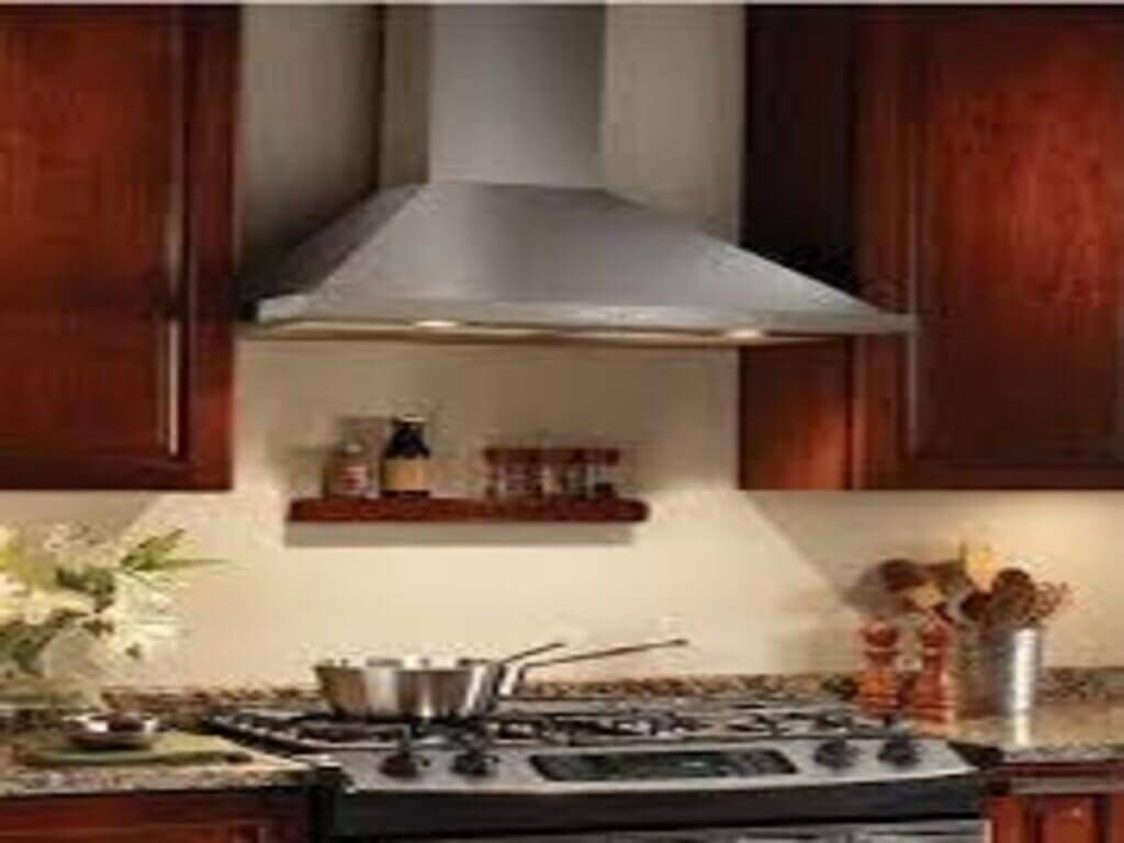wall mounted chimney hood