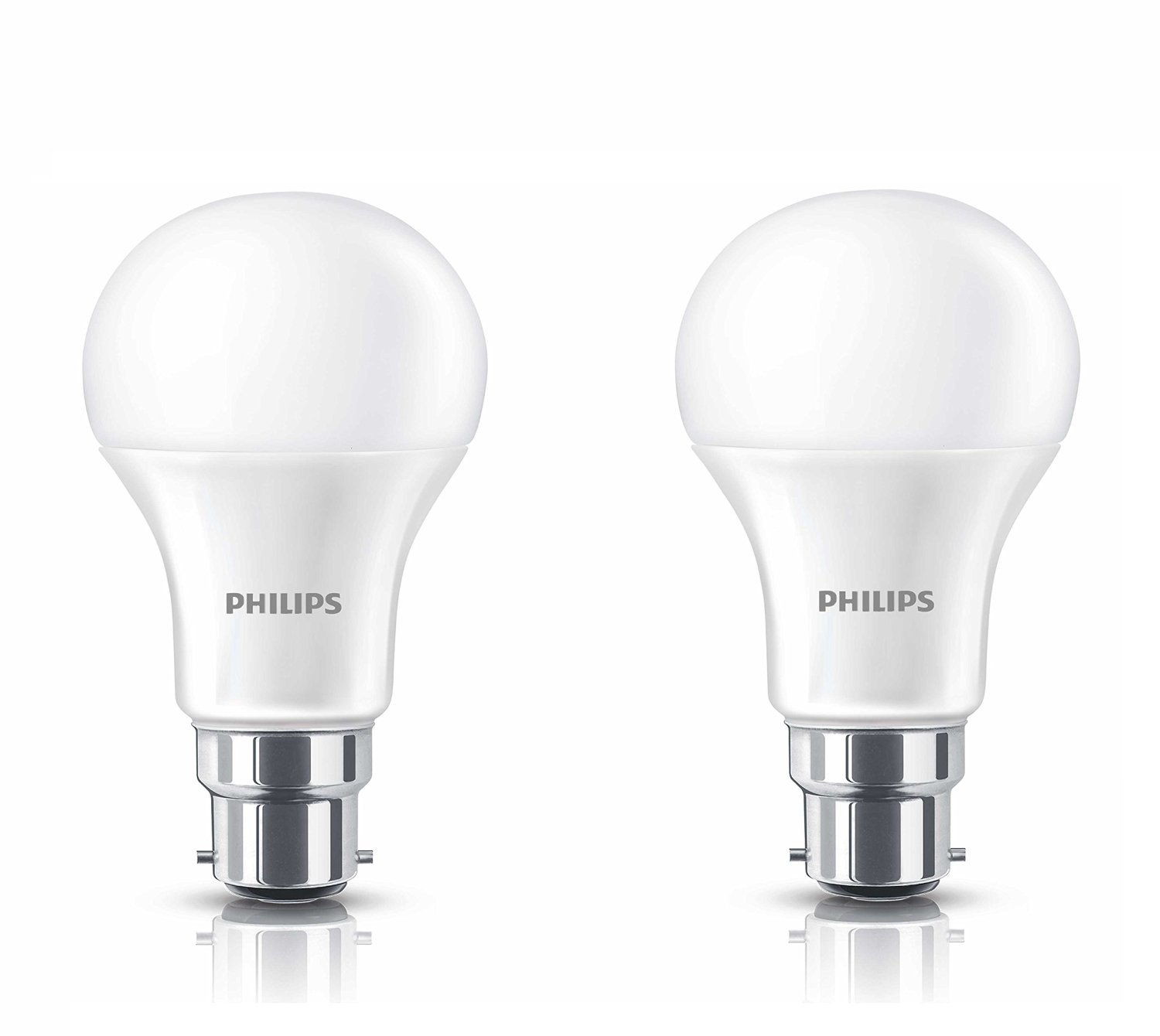 Led Bulb Buying Guide How To Select 2019 India Besides Incandescent Light Bulbs On Diagram Philips Base B22 105 Watt Warm Whitepack Of 2