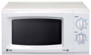 How to select Microwave oven