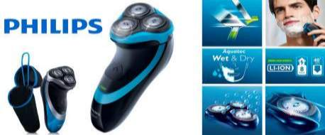 Philips AquaTouch AT610/14 Men's Shaver Review