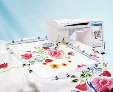 How To Select An Embroidery Machine In India