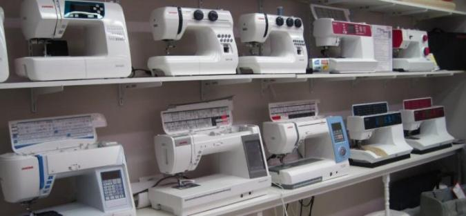 Types Of Sewing Machines Mechanical Electronic Computerized