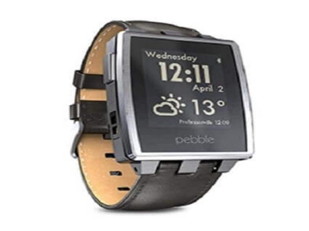 E-Paper or E-Ink smart watch