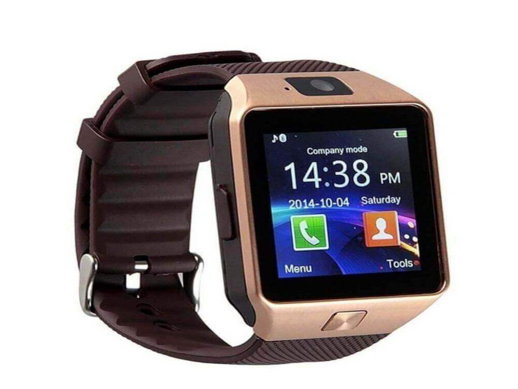 LCD or LED smart watch