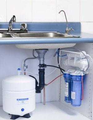 Undersink Water Purifier Installation